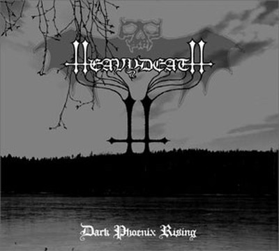 Heavydeath - Dark Phoenix Rising (MCD) Digisleeve