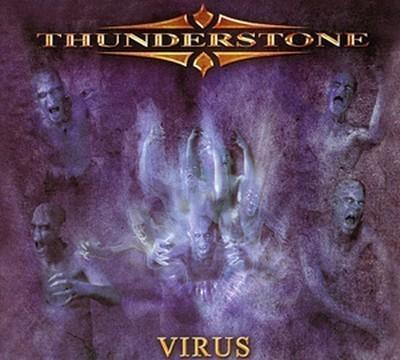 Thunderstone - Virus (Single) (CD Single)
