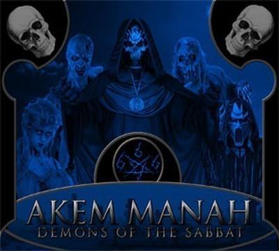Akem Manah - Demons Of The Sabbat (CD) Digipak