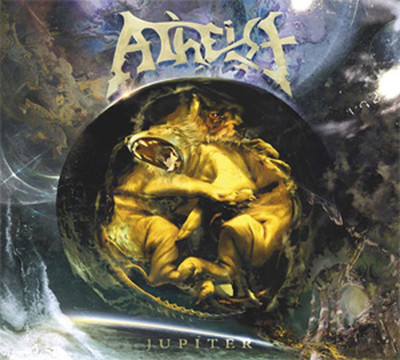 Atheist - Jupiter (CD) Digipak