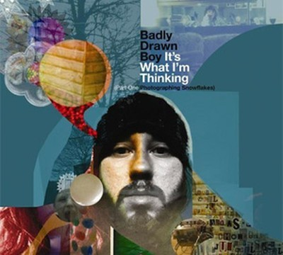 Badly Drawn Boy - It's What I'm Thinking (Part One - Photographing Snowflakes) (CD) Digisleeve