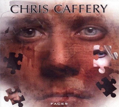 Chris Caffery - Faces / God Damn War (2xCD) Digipak