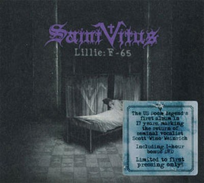 Saint Vitus - Lillie F-65 (CD+DVD) Digipak
