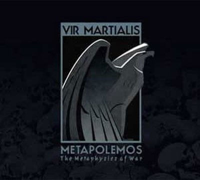 Vir Martialis - Metapolemos (CD) Digipak