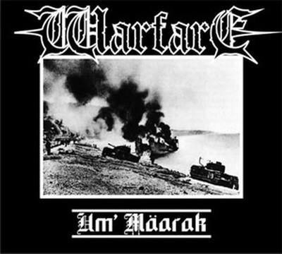 Warfare - Um Maarak (CD)