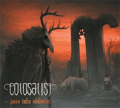 Colosalist - Pass into Oblivion (MCD) Digipak