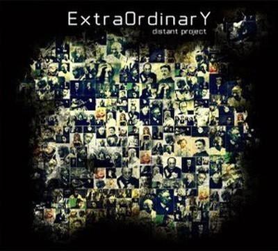 Distant Project - Extraordinary (CD) Digipak