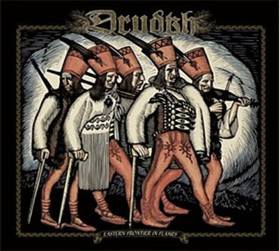 Drudkh - Eastern Frontier In Flames (CD) Digipak