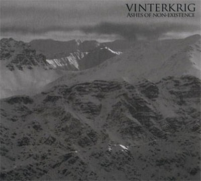 Vinterkrig - Ashes Of Non-Existence (CD) Digipak