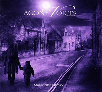 Agony Voices - Mankind's Glory (CD) Digipak