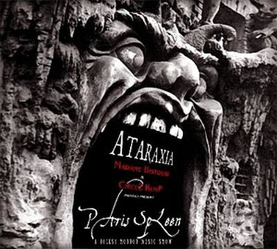 Ataraxia - Paris Spleen (CD) Digipak