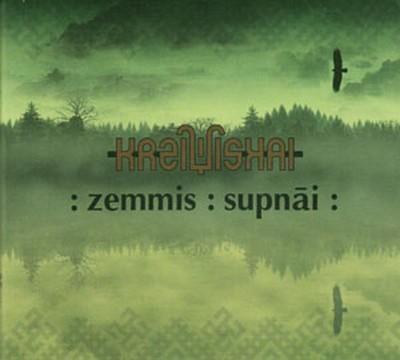 Kreiviskai - Zemmis Supnai (CD) Digipak