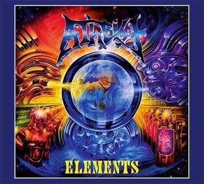 Atheist - Elements (CD+DVD) Digipak