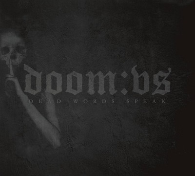 Doom:VS - Dead Words Speak (CD) Digipak