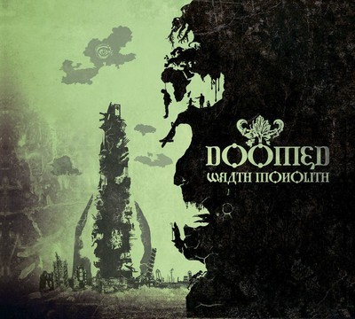 Doomed - Wrath Monolith (CD) Digipak