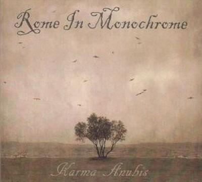 Rome In Monochrome - Karma Anubis (CD) Digipak