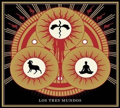 Black Hate - Los Tres Mundos (CD) Digipak