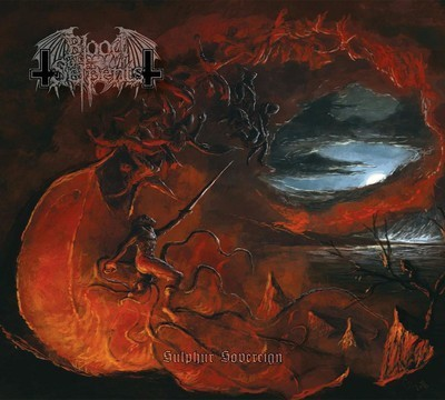 Blood Of Serpents - Sulphur Sovereign (CD) Digipak