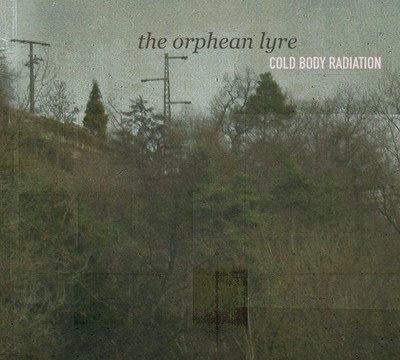 Cold Body Radiation - The Orphean Lyre (CD) Digipak