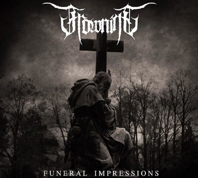 Frowning - Funeral Impressions (CD) Digipak