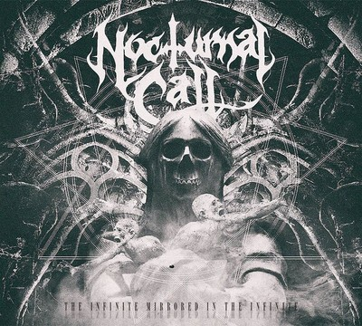 Nocturnal Call - The Infinite Mirrorred In The Infinite  (CD) Digisleeve