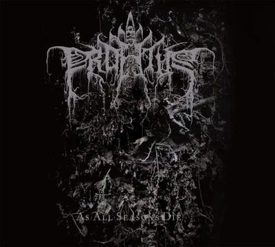 Profetus - As All Seasons Die (CD) Digipak