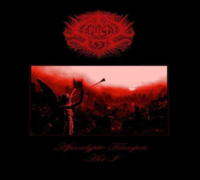 Sepultus Est - Apocalyptic Trumpet Act I (CD) Digipak