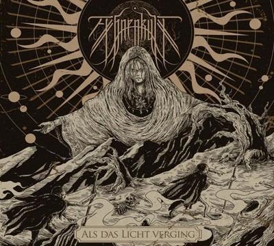Ahnenkult - Als Das Licht Verging (CD) Digipak