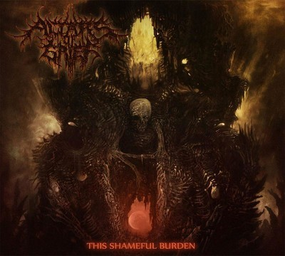Altars Of Grief - This Shameful Burden (CD) Digipak