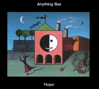 Anything Box - Hope (CD) Digipak