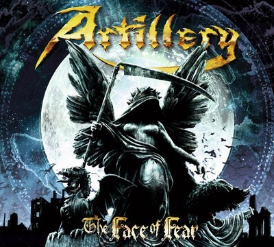Artillery - The Face Of Fear (CD) Digipak
