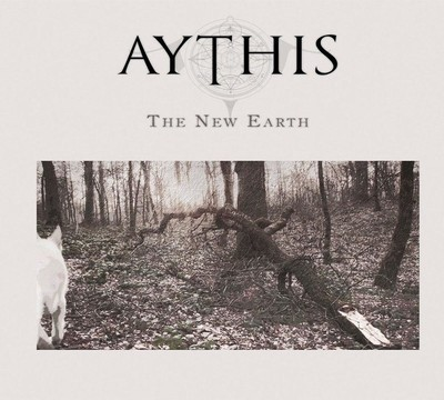 Aythis - The New Earth (CD) Digipak