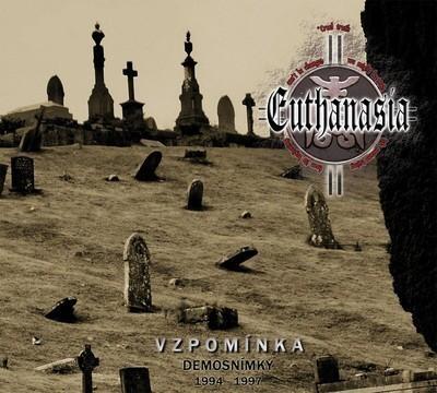 Euthanasia  - Vzpomínka. Demosnimky 1994-1997. (CD) Digipak