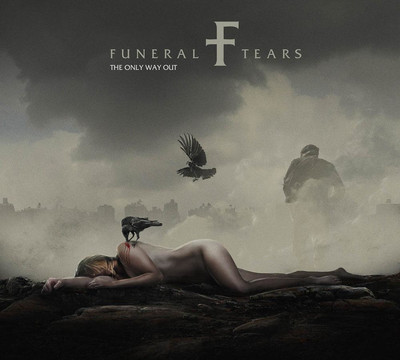 Funeral Tears - The Only Way Out (CD) Digipak