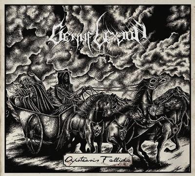 Genuflexión - Apoteosis Fallida (CD) Digipak
