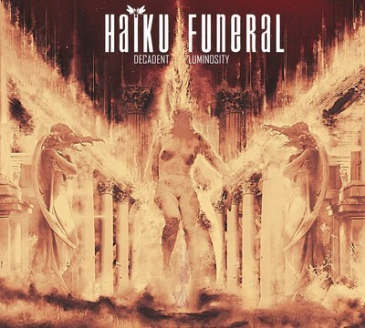 Haiku Funeral - Decadent Luminosity (2xCD) Digipak