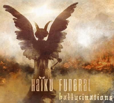 Haiku Funeral - Hallucinations (CD) Digipak