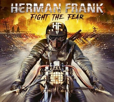 Herman Frank - Fight The Fear (CD) Digipak