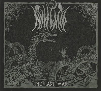 Nytt Land - The Last War (CD) Digipak