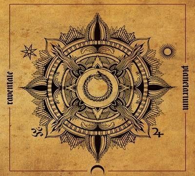 Raventale - Planetarium (CD) Digipak