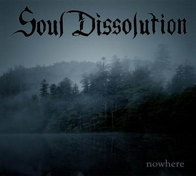 Soul Dissolution - Nowhere (MCD) Digipak