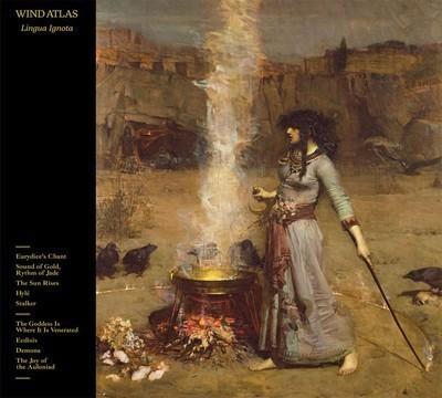 Wind Atlas - Lingua Ignota (CD) Digipak