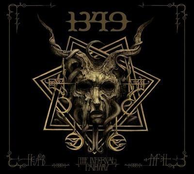 1349 - The Infernal Pathway (CD) Digipak