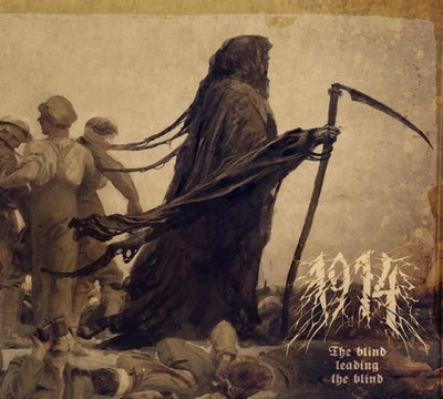 1914 - The Blind Leading The Blind (CD) Digipak