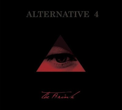 Alternative 4 - The Brink (CD) Digipak