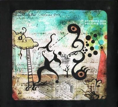 Anything Box - Volume One (CD) Digipak