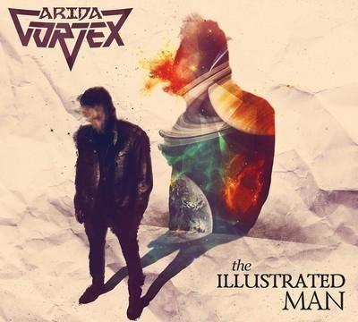 Arida Vortex - The Illustrated Man (CD) Digipak