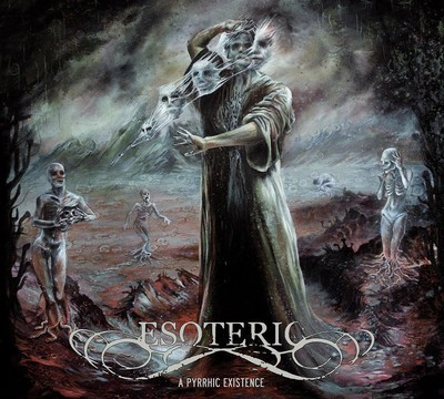 Esoteric - A Pyrrhic Existence (2xCD) Digibook