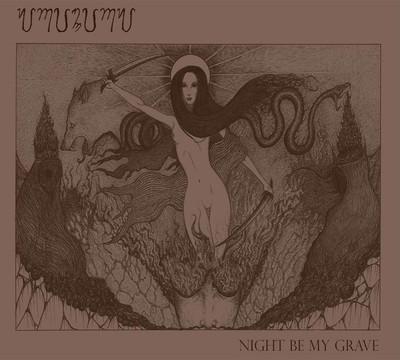 Grimirg - Night Be My Grave (CD) Digipak