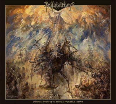 Inquisition - Ominous Doctrines Of The Perpetual Mystical Macrocosm (CD) Digipak